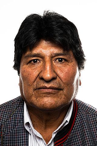 Evo Morales resigns