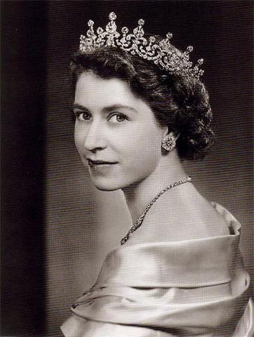 Queen Elizabeth II (1952)