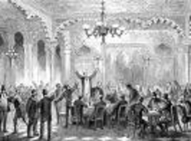 constitucion de 1863