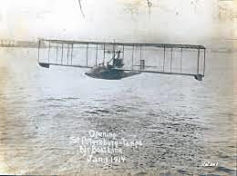 First flown commercially