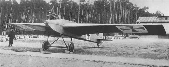 First all metal plane