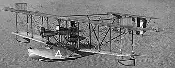 The Curtiss seaplane NC-4