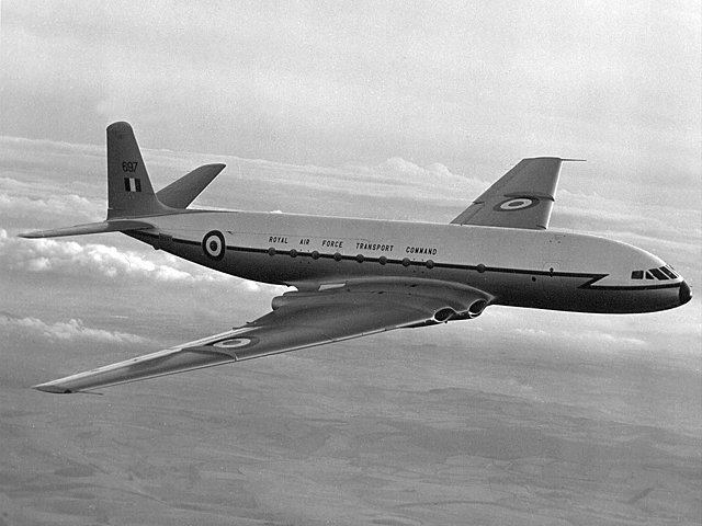 The de Havilland DH 106 Comet
