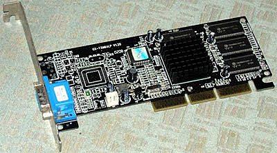 NVIDIA Riva 128 ZX