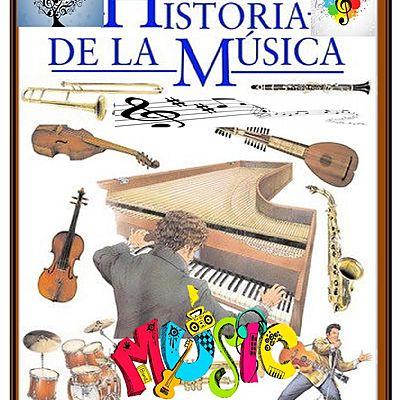 HISTORIA DE LA MUSICA. timeline