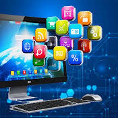 """Tecnología Educativa """"Evolución"""" timeline"""