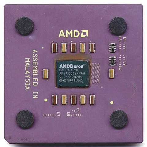 AMD DURON SEMPRON