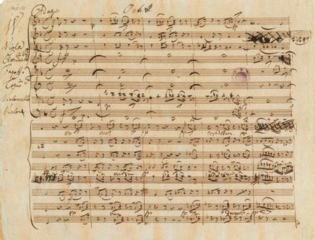 One of Schubert's most prolific years