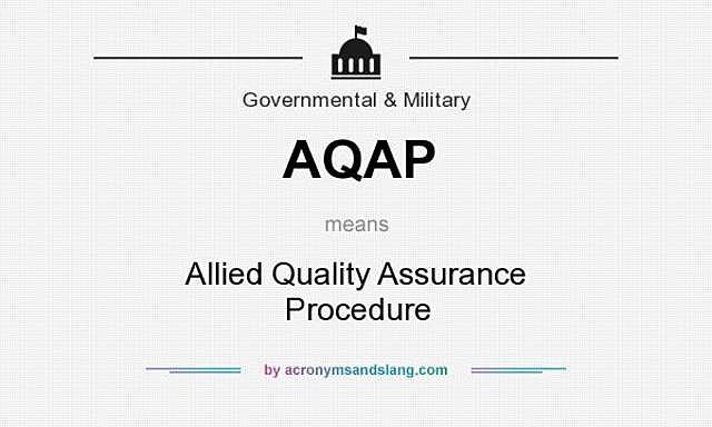 AQAP–1
