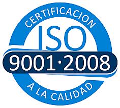 ISO 9001 DE 2008