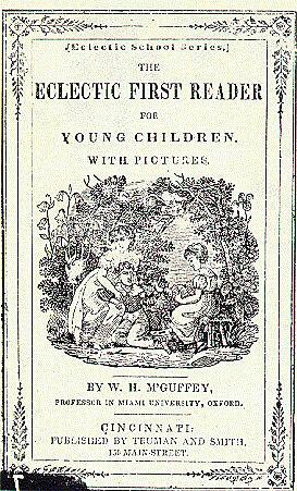 Noah Webster's Blue Backed Speller & McGuffey Readers