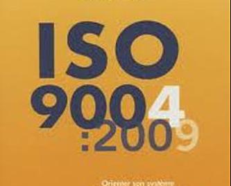 ISO 9004 DE 2009