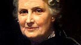 Maria Montessori's Innovative Life timeline