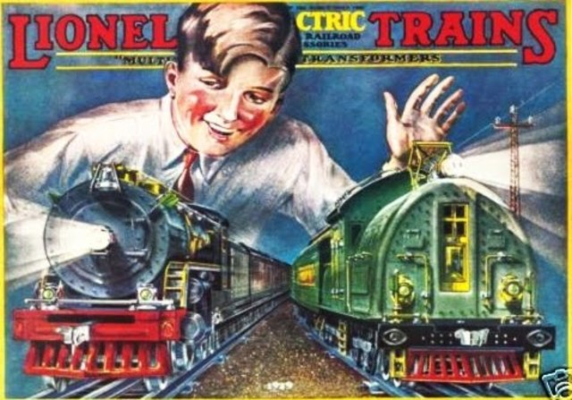The naming of the trains
