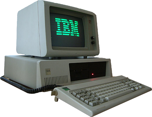 1981 Primer ordenador