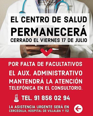 Consultorio local de Navacerrada