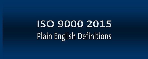 ISO 9000:2015 cuarta edicion