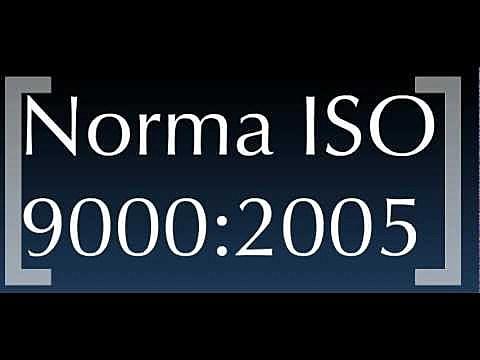 ISO 9000:2005 Tercera Edicion