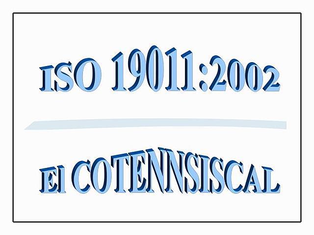 ISO 19011 (2a edición):2002