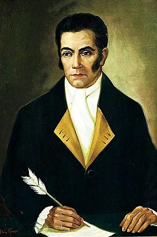Juan Pablo Vizcardo y Guzmán (Precursor)