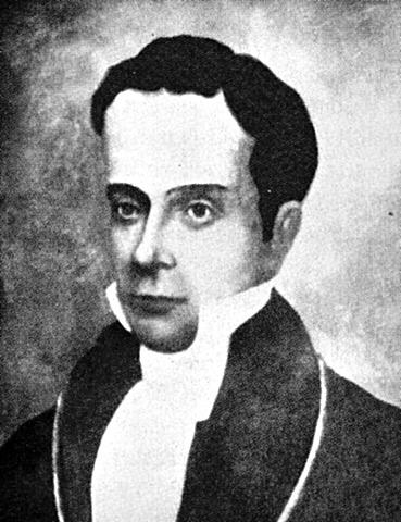 José María Corbacho y Abril (precursor)