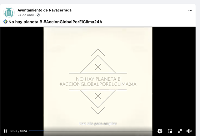 #AccionGlobalPorElClima24A