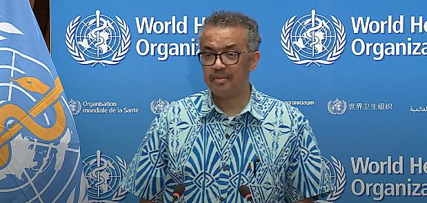 Résolution pour une union mondiale dans la lutte contre la pandémie