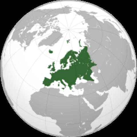 Europa: 48 millones de habitantes