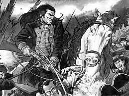 Batalla de Checacupe, Túpac Amaru fue derrotado por José del Valle.