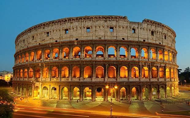 EDAD ANTIGUA  ROMA