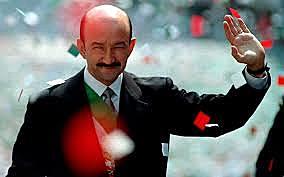 Carlos Salinas de Gortari (1989 - 1994)
