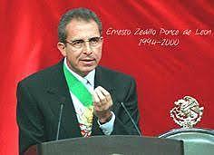 Ernesto Zedillo Ponce de León (1995 - 2000)