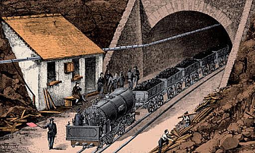 Minería y petróleo 1914-1915