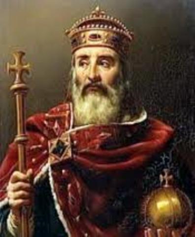 Carlomagno;emperador