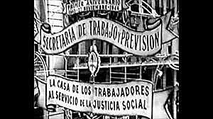 Creación de la Secretaría del Trabajo y Bienestar Social