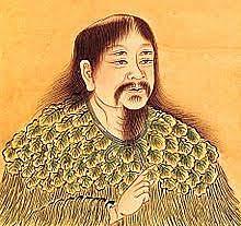 Creador de la caligrafía china