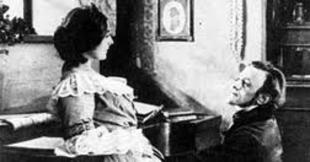 Minna Planer and Richard Wagner were married