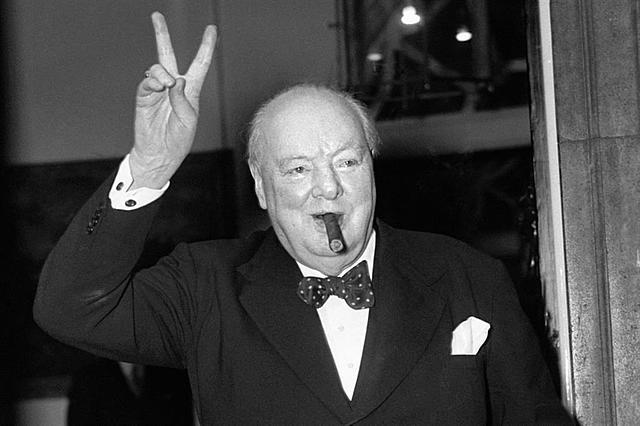 Primo dopoguerra e Winston Churchill