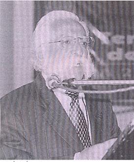 Nahúm Pérez Paz, Director de la Escuela Nacional de Biblioteconomía y Archivonomía (ENBA) y presidente de la Asociación Mexicana de Bibliotecarios (AMBAC)