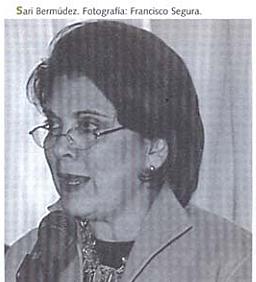 Sari Bermúdez, presidenta del Consejo Nacional para la Cultura y las Artes