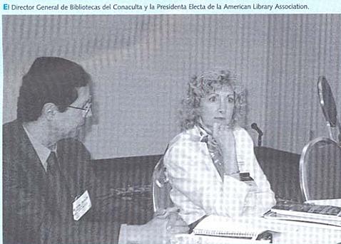 Reunión Bilateral México-E.U. en materia de cooperación bibliotecaria