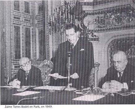 Torres Bodet, Director del Departamento de Bibliotecas