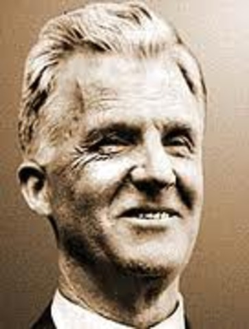 James Henry Scullin becomes Prime Minister of Australia