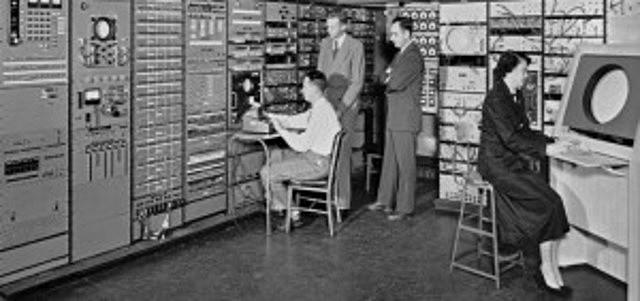 Surgimiento de las computadoras digitales