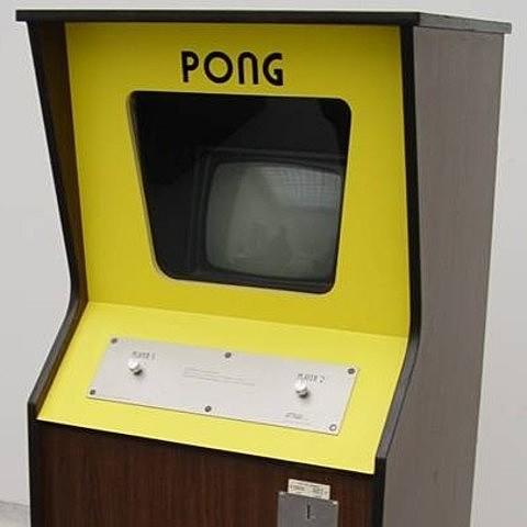 Creación de Pong