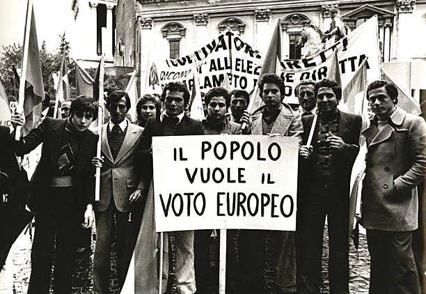 Parlamento Europeo eletto a suffragio universale