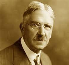 """John Dewey y la escuela """"Progresiva Norteamericana"""