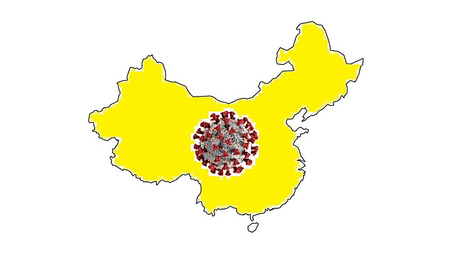 First case of COVID-19 is identified in China.  It was called Novel Coronavirus back then.