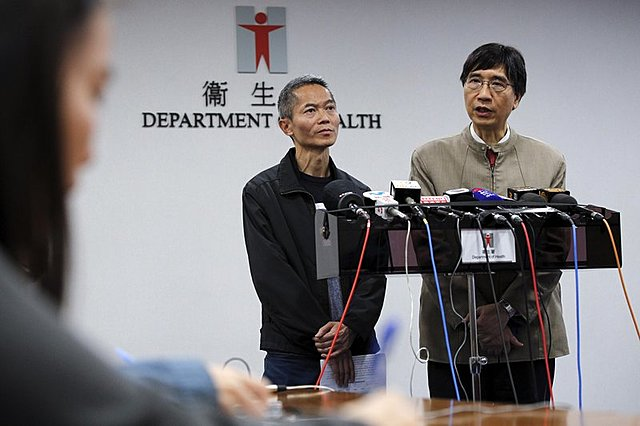 China records its first death linked to the novel coronavirus.