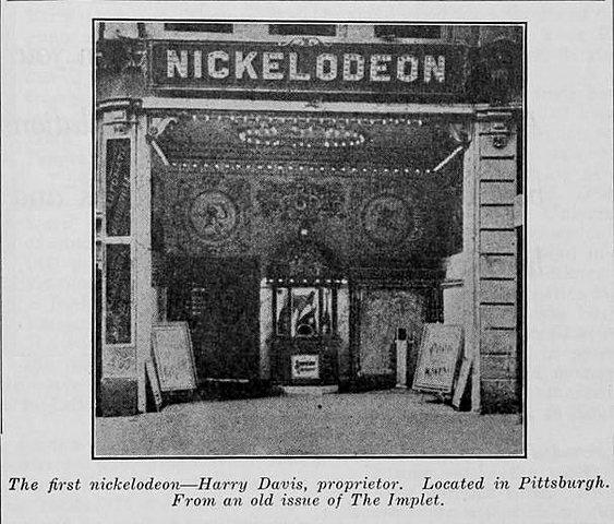 Lehen Nickleodeon Antzokia